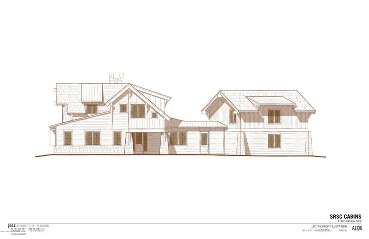 Cottage - Rendering