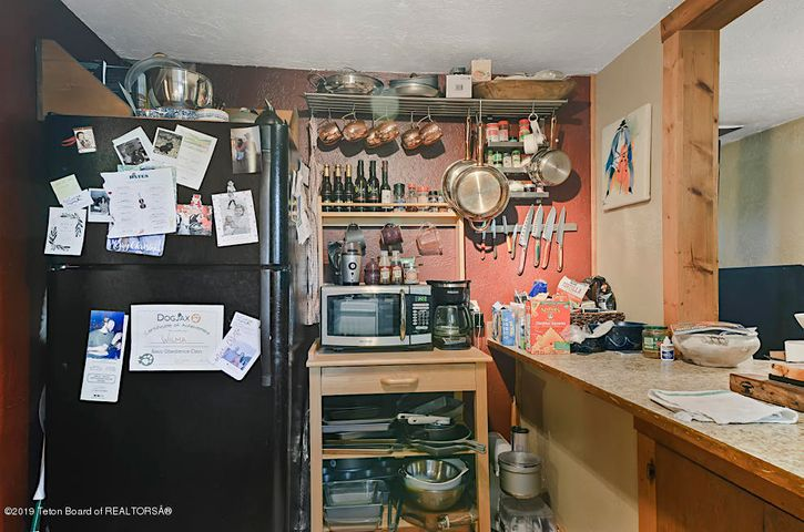 Cabin Kitchen 3