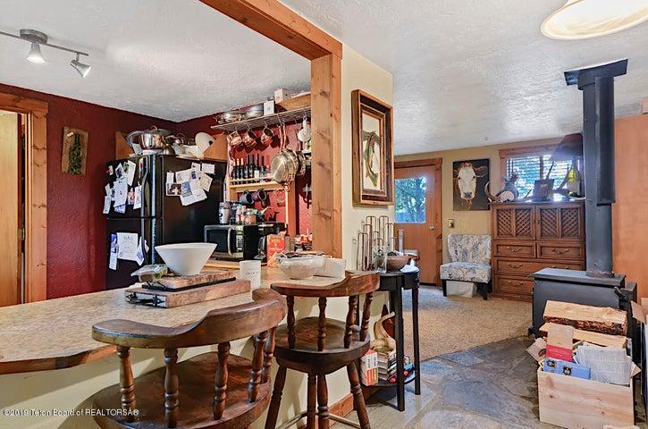 Cabin Kitchen 2