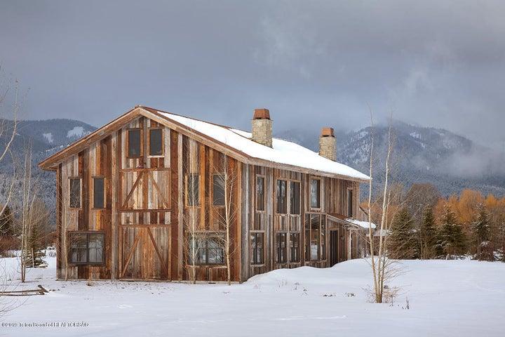Winter at Prairie's End