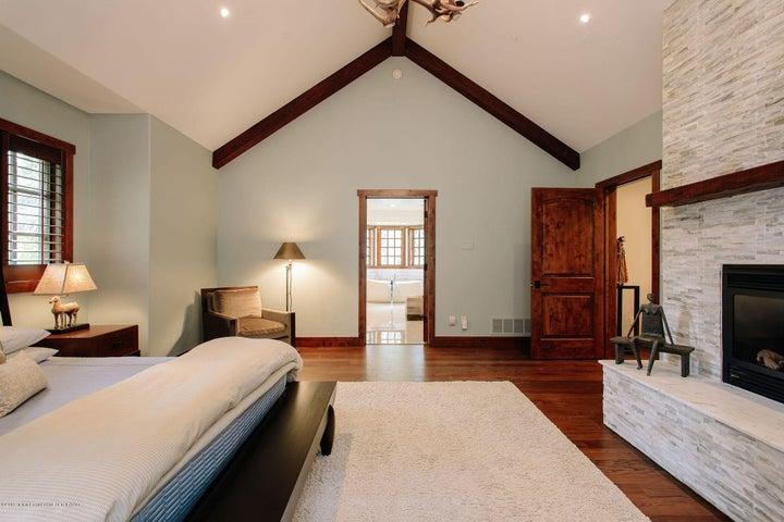 Master Bedroom to Bath