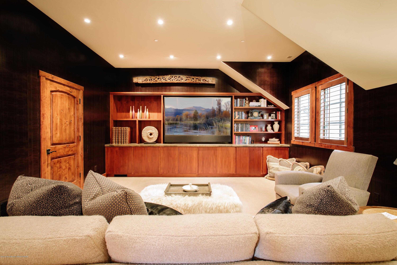 Second Level Media Room