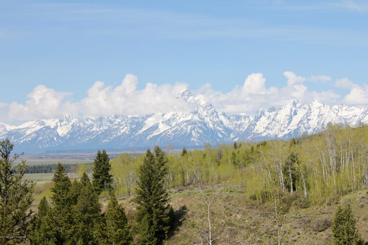 Teton Range Views