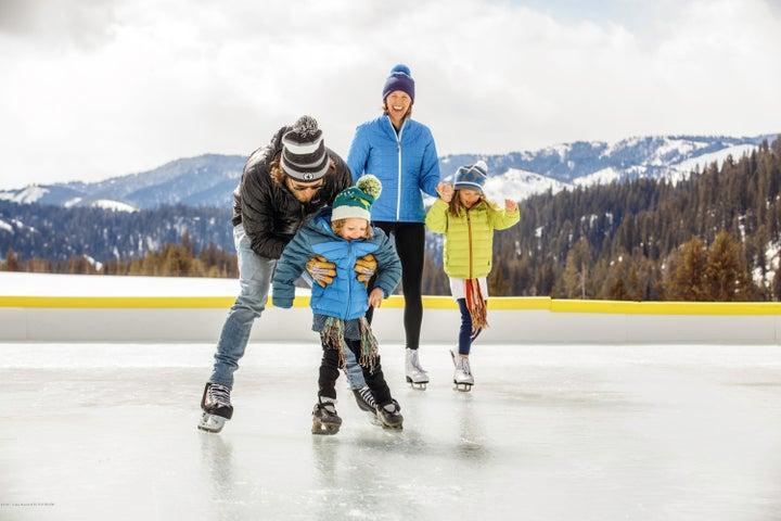 28. Ice Skating