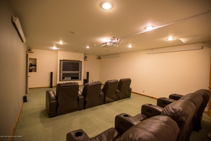 Anderson - Theater room