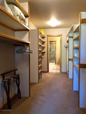 Anderson - Master closet