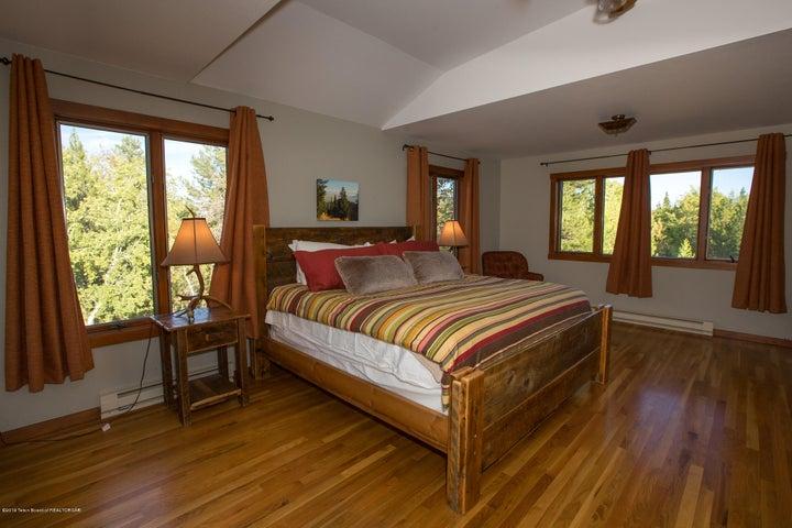 Anderson - Master bedroom
