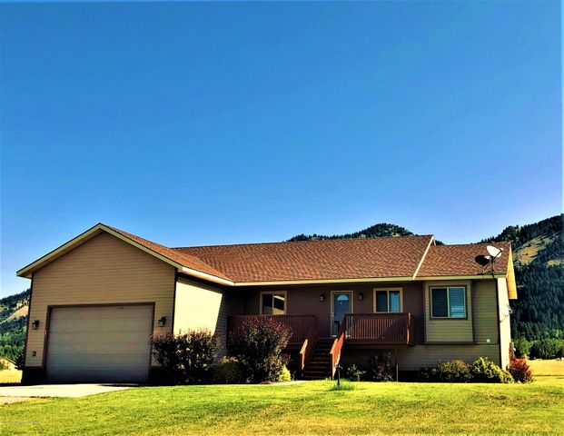 427 CEDAR CREEK DRIVE <br>Star Valley Ranch, WY