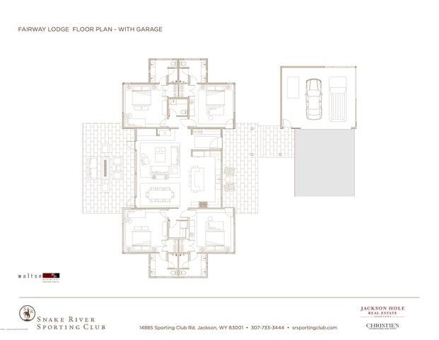 Fairway Lodge, Floor Plan