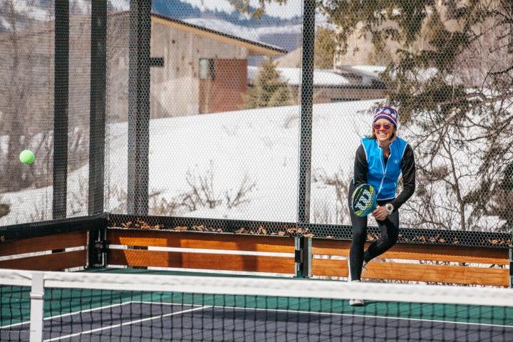 29. Paddle Tennis