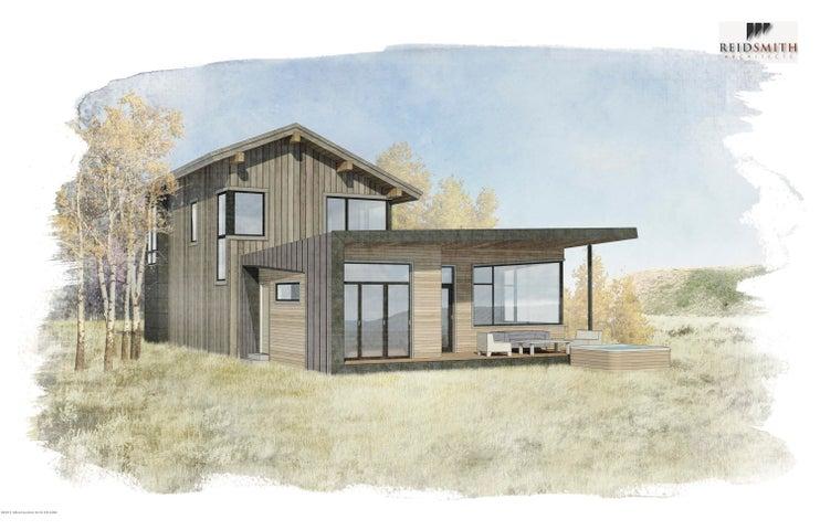 Lodge Cabin - Meadow Design