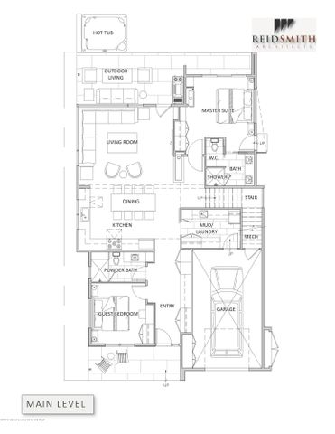 Meadow Design - Upper Floor