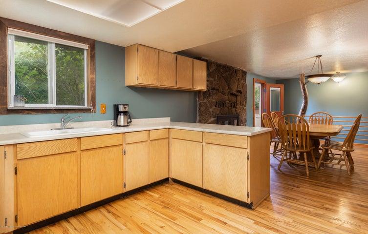 Upstairs Kitchen 1