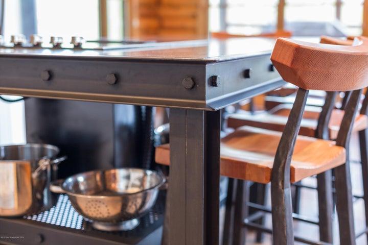 Kitchen Bar Detail