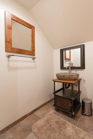 Upper Bathroom Vanity
