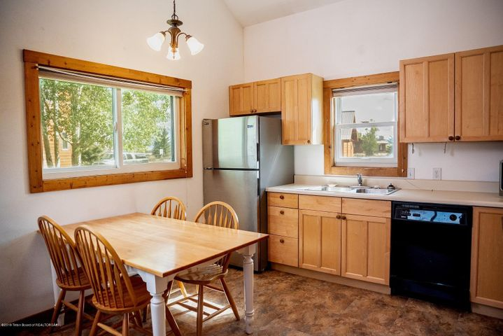 Guest house kitchen/dining