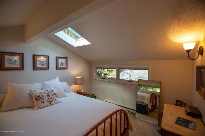 Master Bedroom Skylight
