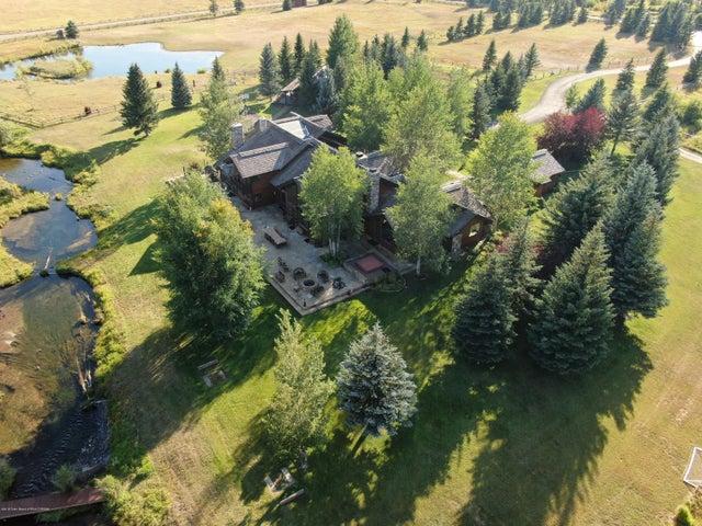 Main House Aerial