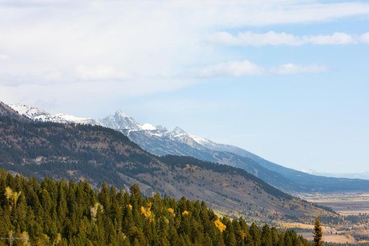 Grand Teton and Teton Range