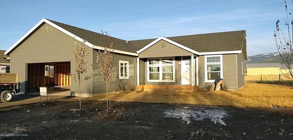 3879 WOOD ROAD, Victor, ID 82055