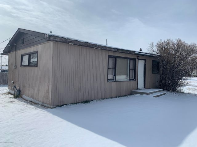 126 E. NORTH STREET, Pinedale, WY 82941