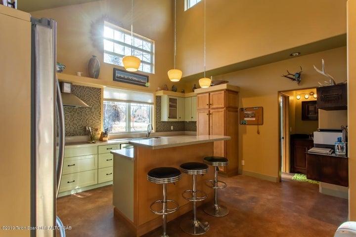 8 Guest House Kitchen 2