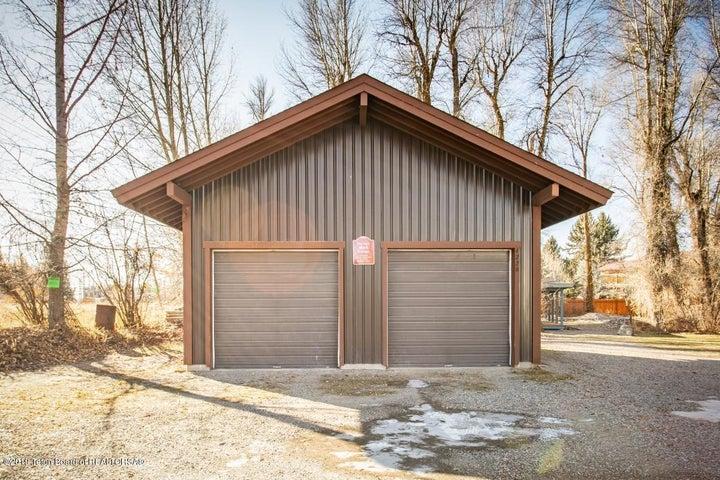 24 Garage Exterior