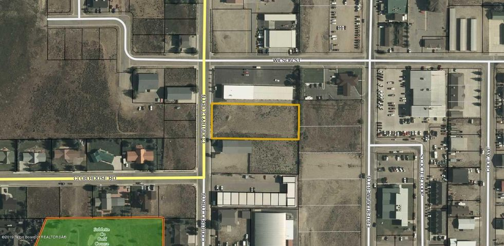 LOT 2 COUNTRY CLUB LANE, Pinedale, WY 82941
