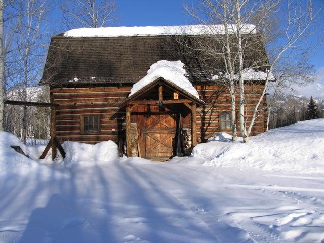 Historic 2-Story Barn