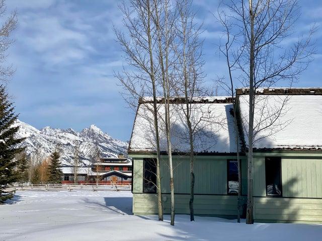 exterior winter teton