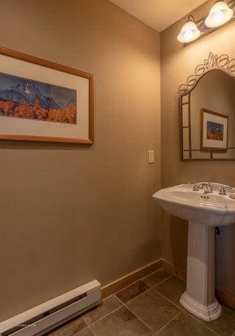 Powder Room Bath