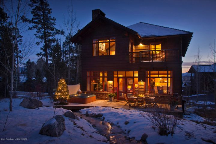 3193 WASHAKIE RD <br>Teton Village, WY