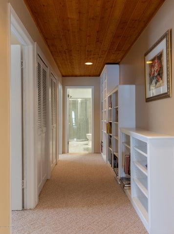 Guest Room Hallway