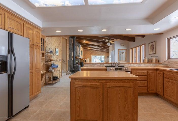 Kitchen View I