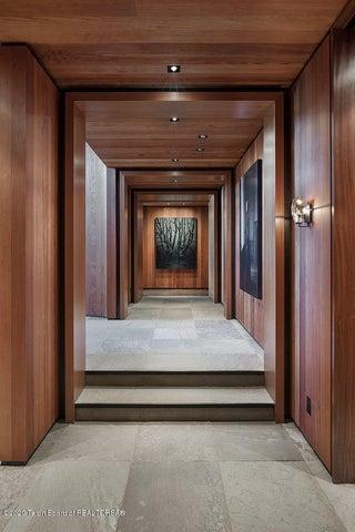 Hallway to Art Room