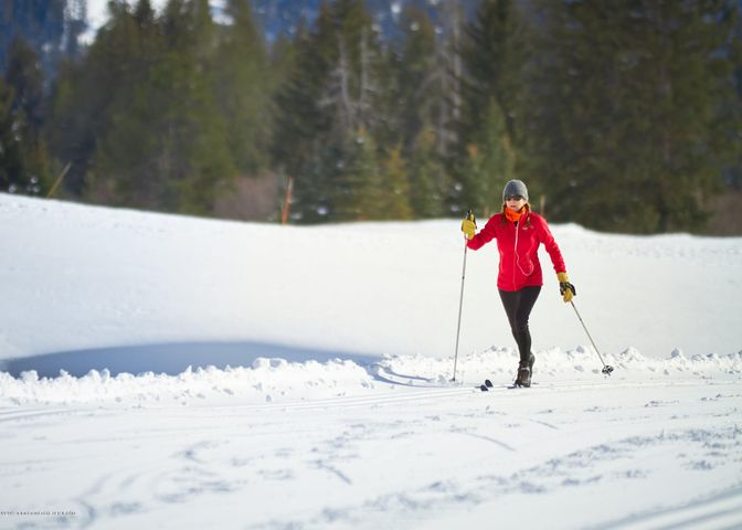22. Cross Country Skiing