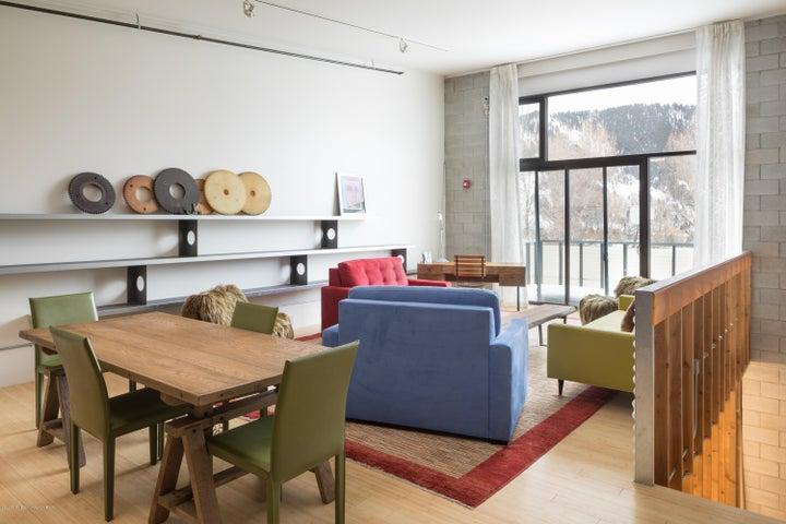 Furnished Loft Living