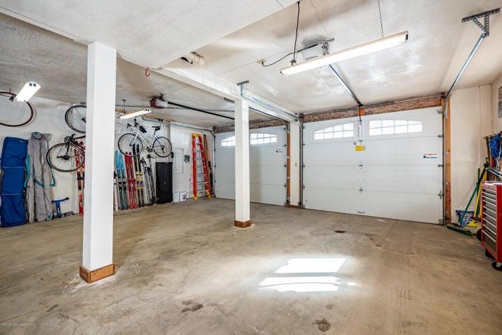 Oversize 2 car garage