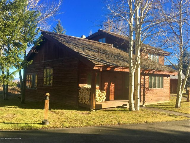 1662 EAST BUTTE ROAD  <br>Jackson, WY
