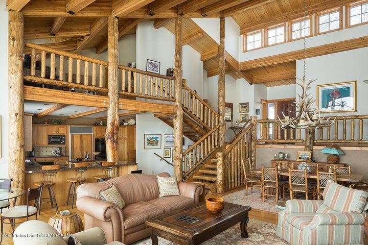 Great room loft