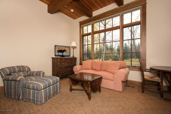 GH Suite sitting area