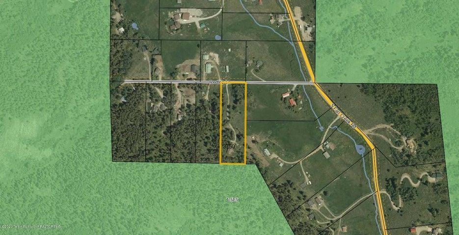 3750 Redtop GIS map