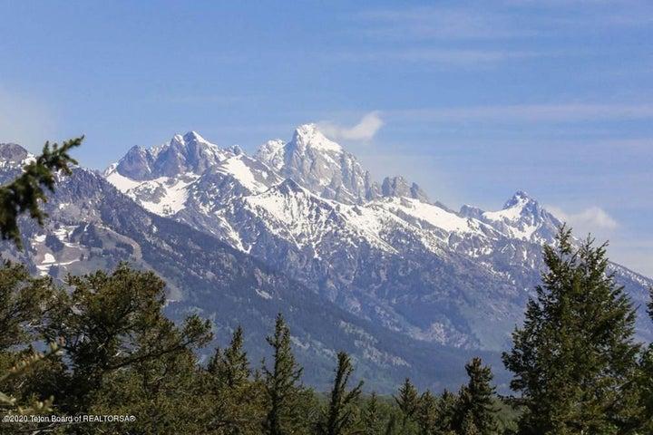 Grand Teton view