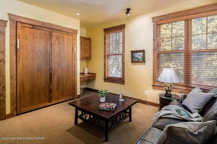 Office or Fourth Bedroom