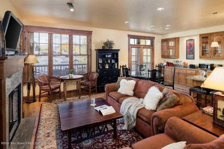 Living Room and large picture windows