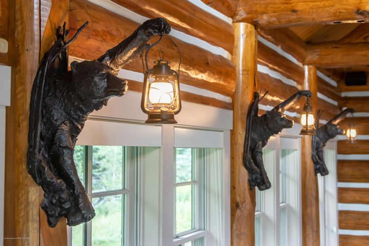 Commissioned Fixtures
