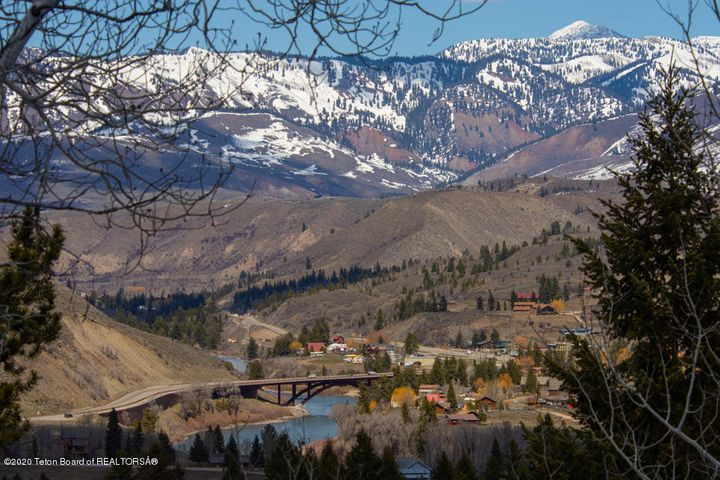 22 View of Hoback Junction