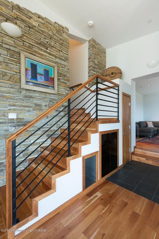Master Suite Staircase
