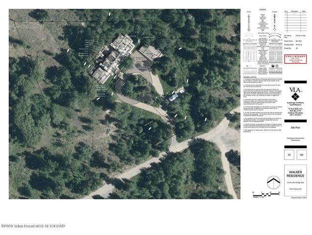 Exterior_Satellite View Site Plan