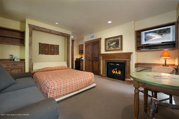Murphy Bed in Living Area #2